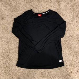 Nike Signal Long Sleeve - Black